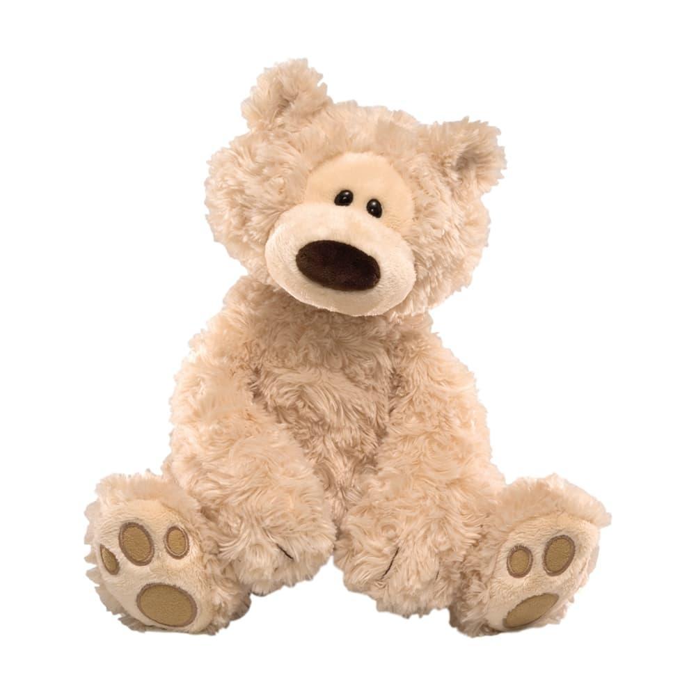 Gund Philbin Beige Teddy Bear