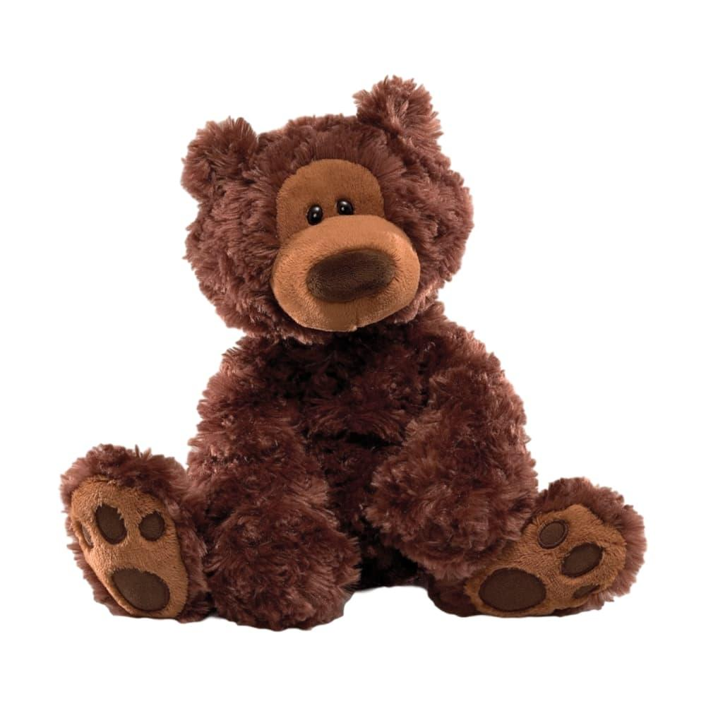 Gund Philbin Chocolate Teddy Bear