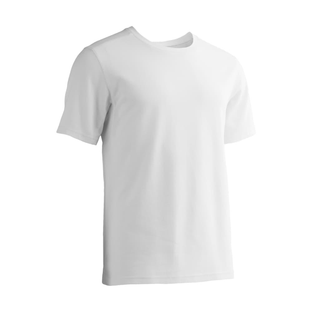 ExOfficio Men's Sol Cool Crew WHITE_1000