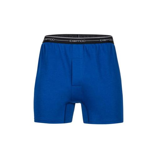 ExOfficio Men's Sol Cool Boxers Admiral_5605
