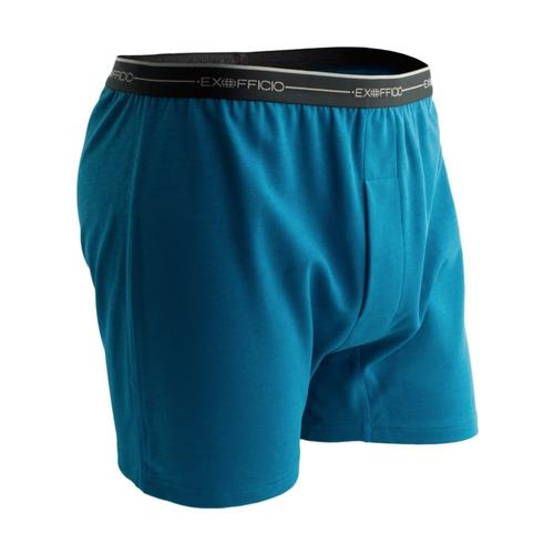 ExOfficio Men's Sol Cool Boxers Atlantc_5414