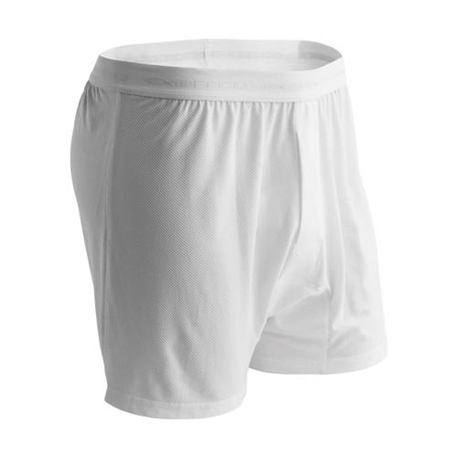 ExOfficio Men's Give-N-Go Boxers White_1000