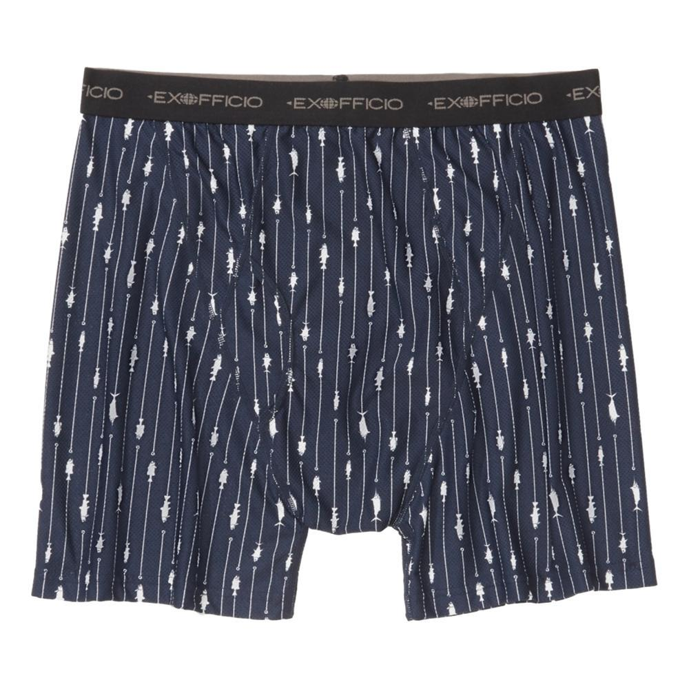ExOfficio Men's Give-N-Go Printed Boxer Briefs FHOOK_7022