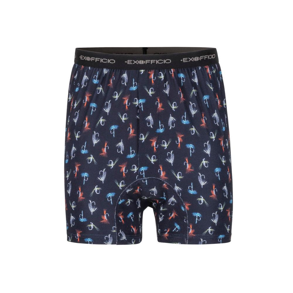 ExOfficio Men's Give-N-Go Printed Boxers FHOOK_7004