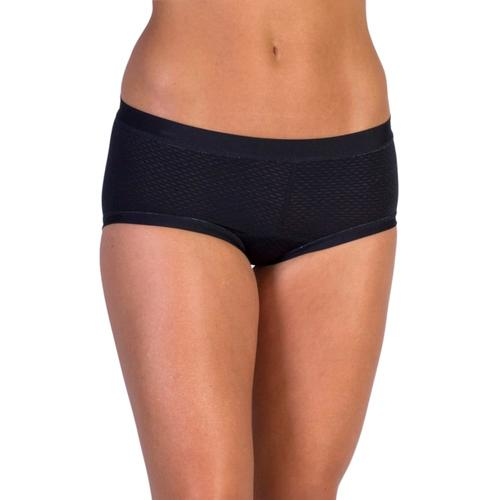 ExOfficio Women's Give-N-Go Sport Mesh Hipkini Black_9999
