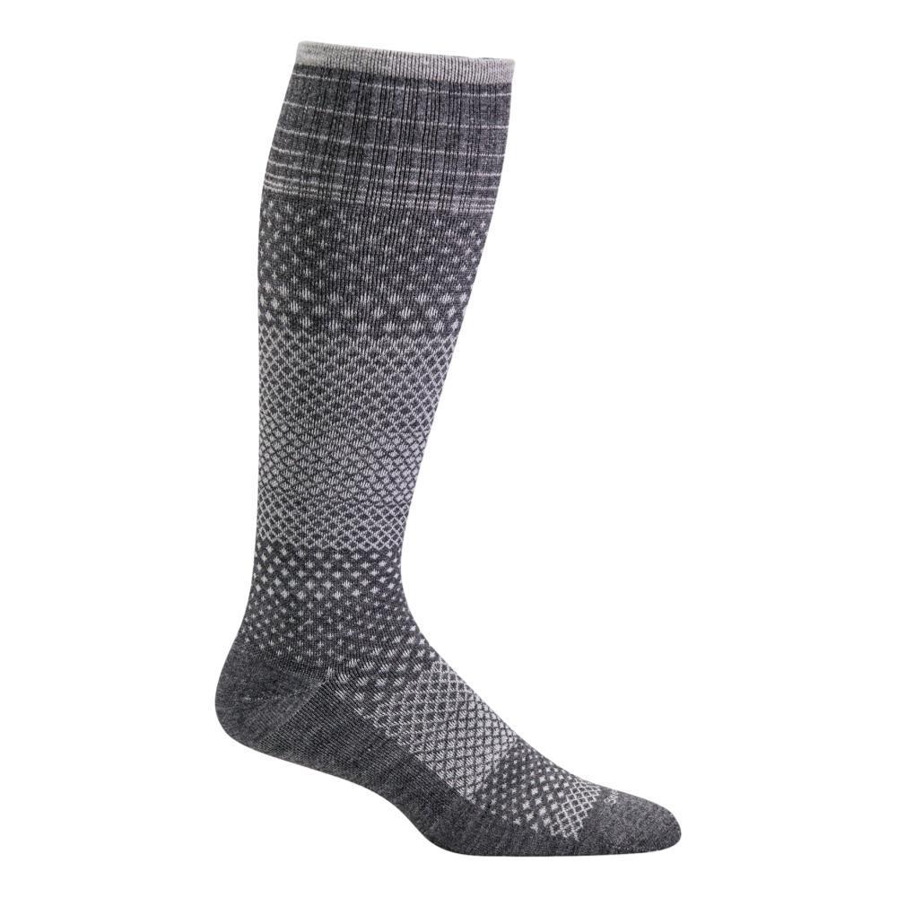 Sockwell Women's Micro Grade Moderate Graduated Compression Socks CHARCOAL_850