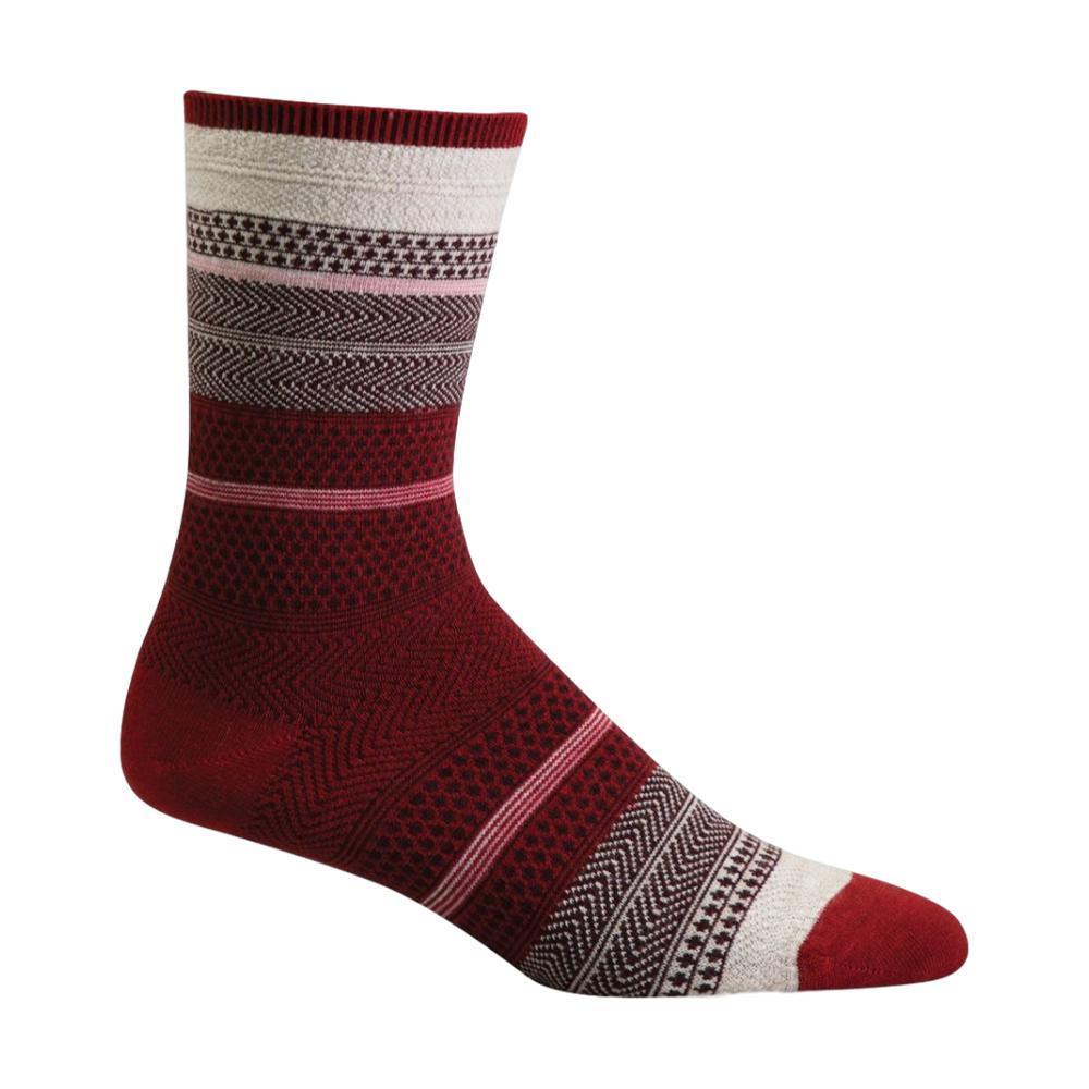 Sockwell Women's Jasmin Crew Socks RUBY580