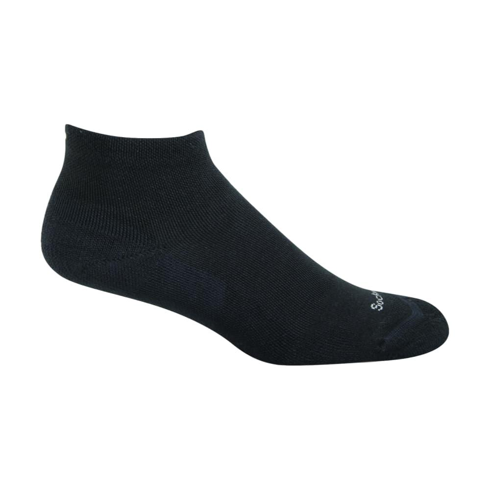 Sockwell Women's Sport Ease Bunion Relief Socks BLCKSLD_905