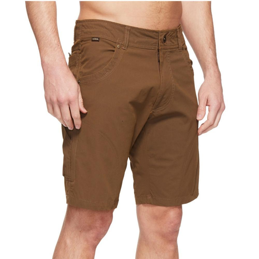 KUHL Men's Ramblr Shorts - 10in BISON
