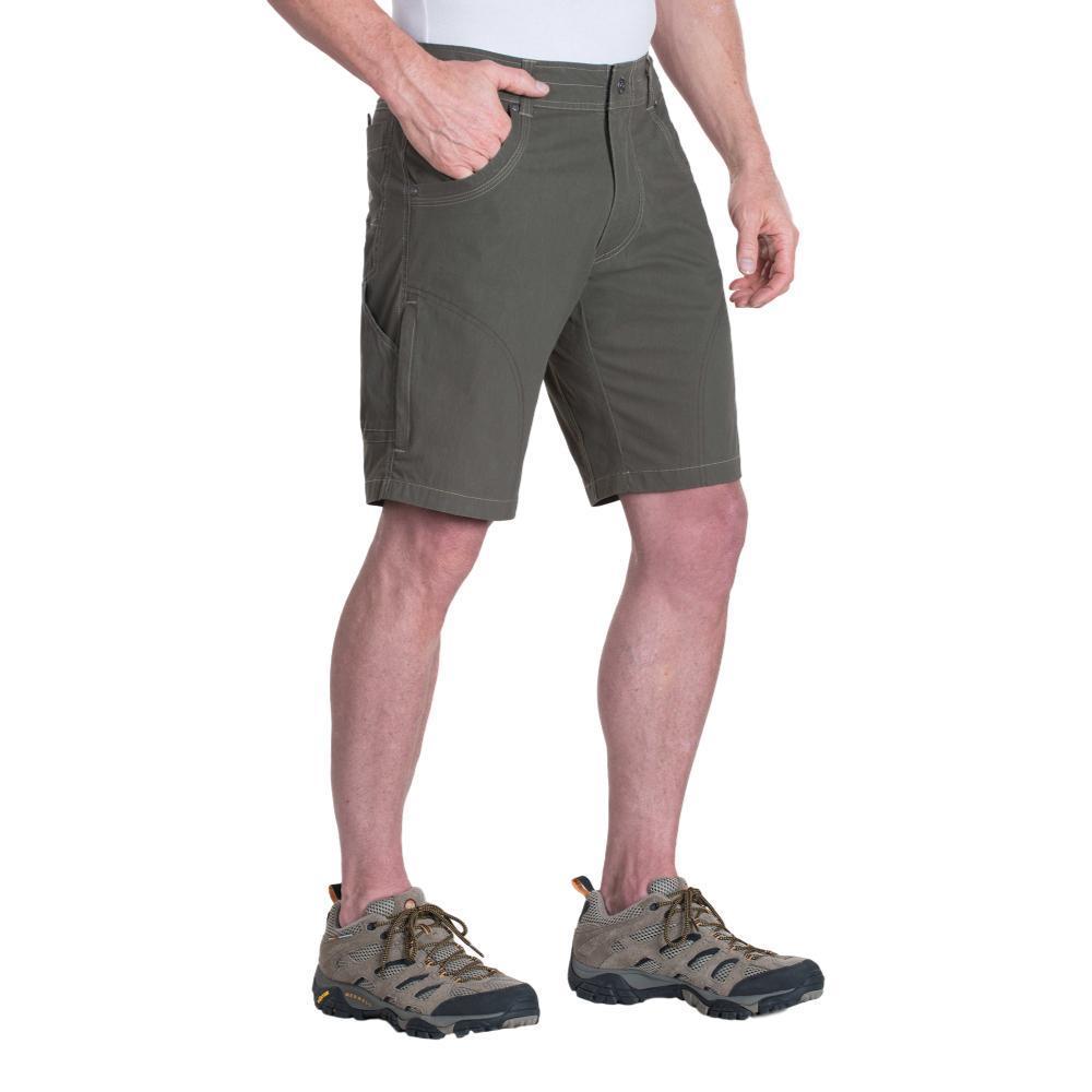 KUHL Men's Ramblr Shorts - 10in GUNMETAL