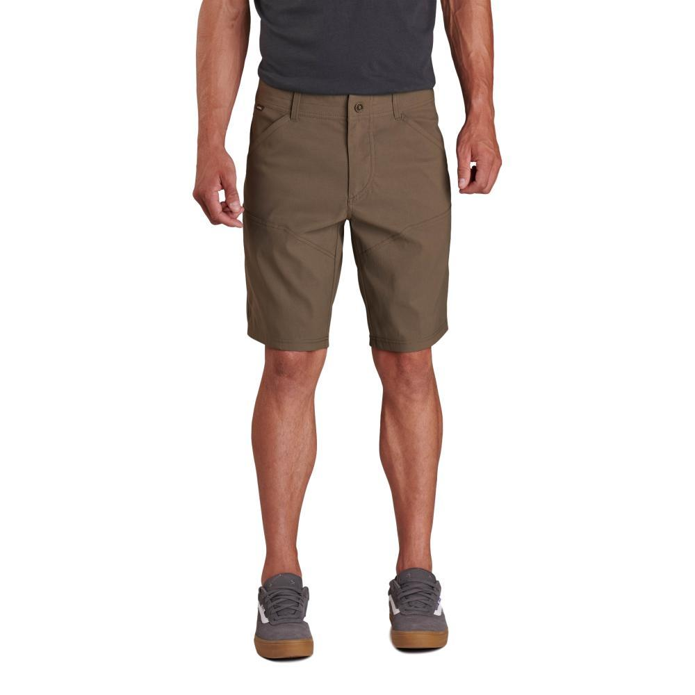 KUHL Men's Renegade Shorts - 10in BURNTOLIVE
