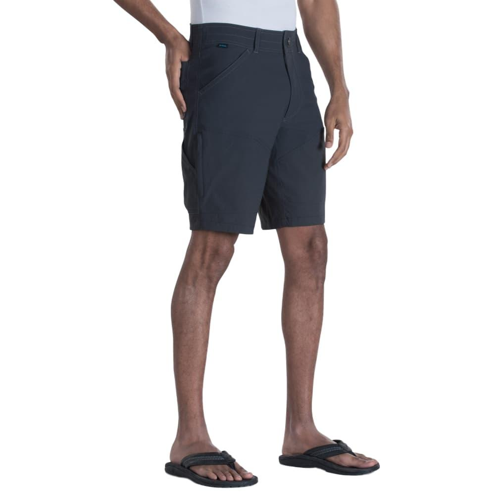 KUHL Men's Renegade Shorts - 10in KOAL