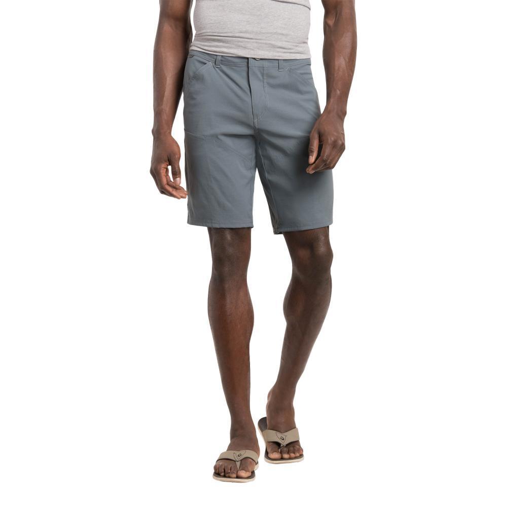 KUHL Men's Renegade Shorts - 10in PEWTER