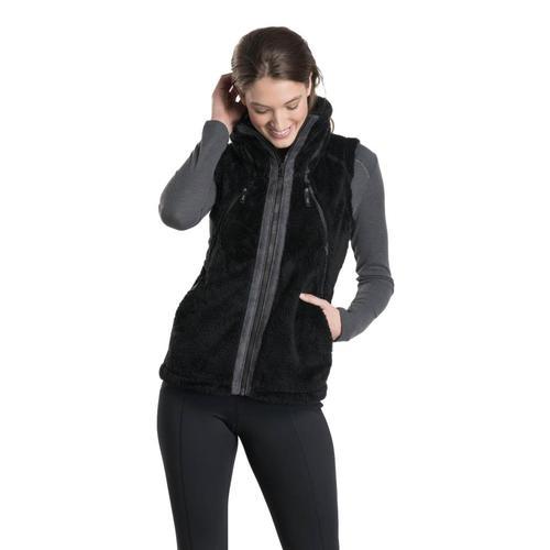 KUHL Women's Flight Vest Black