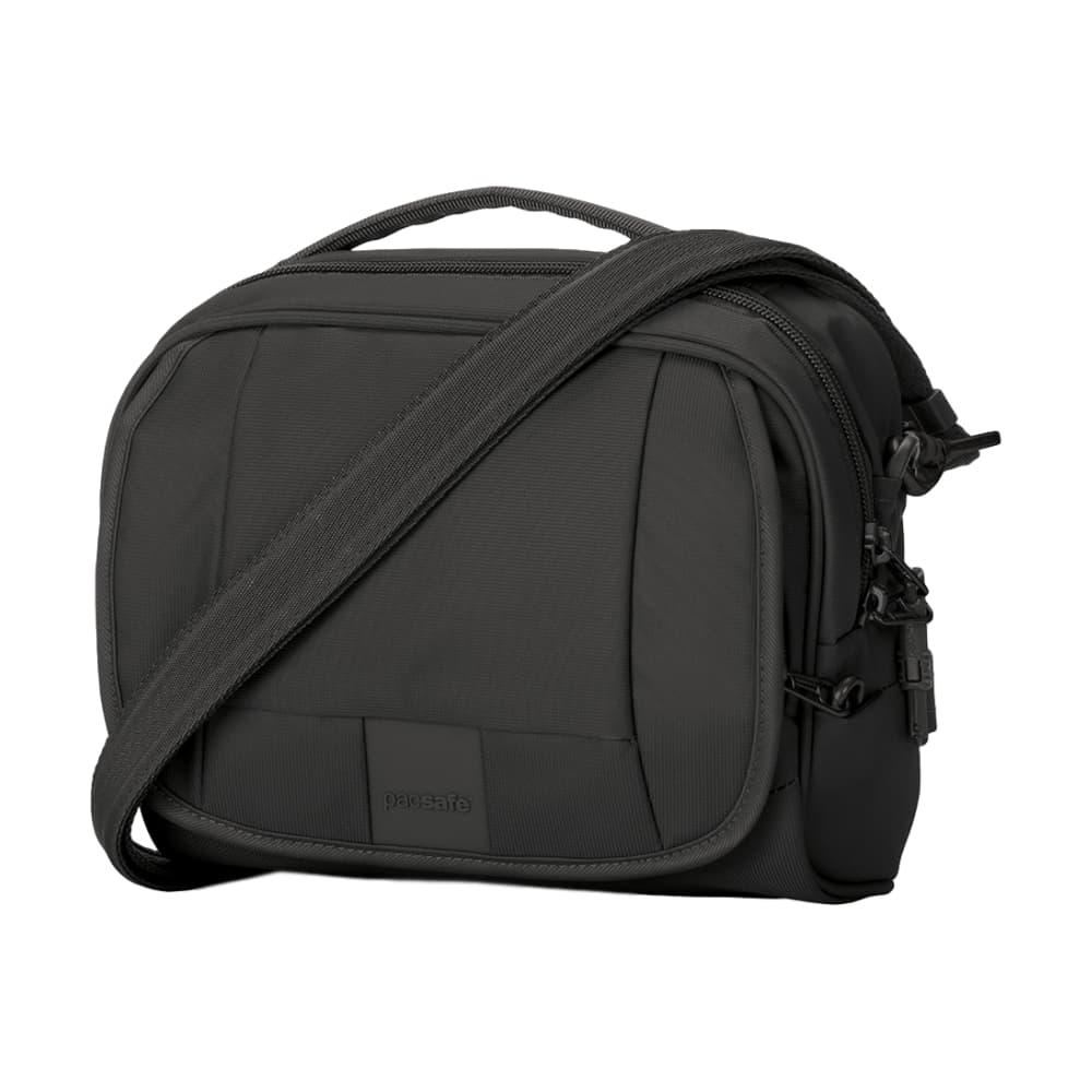 Pacsafe Metrosafe LS140 Anti-Theft Compact Shoulder Bag BLACK_100