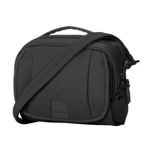 Pacsafe Metrosafe LS140 Anti-Theft Compact Shoulder Bag Black_100