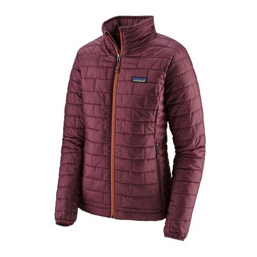 Patagonia Women's Nano Puff Jacket Balsamic_lit