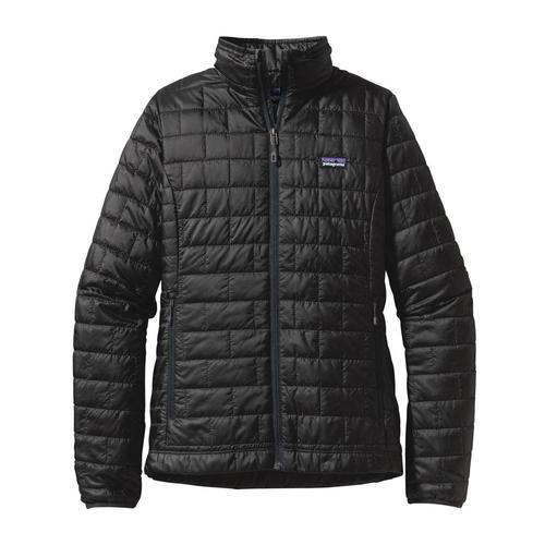 Patagonia Women's Nano Puff Jacket Black_blk