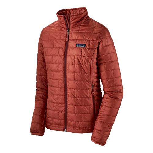 Patagonia Women's Nano Puff Jacket Red_spre