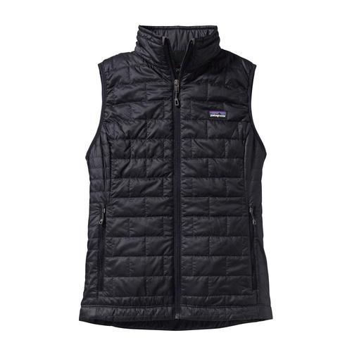 Patagonia Women's Nano Puff Vest Black_blk