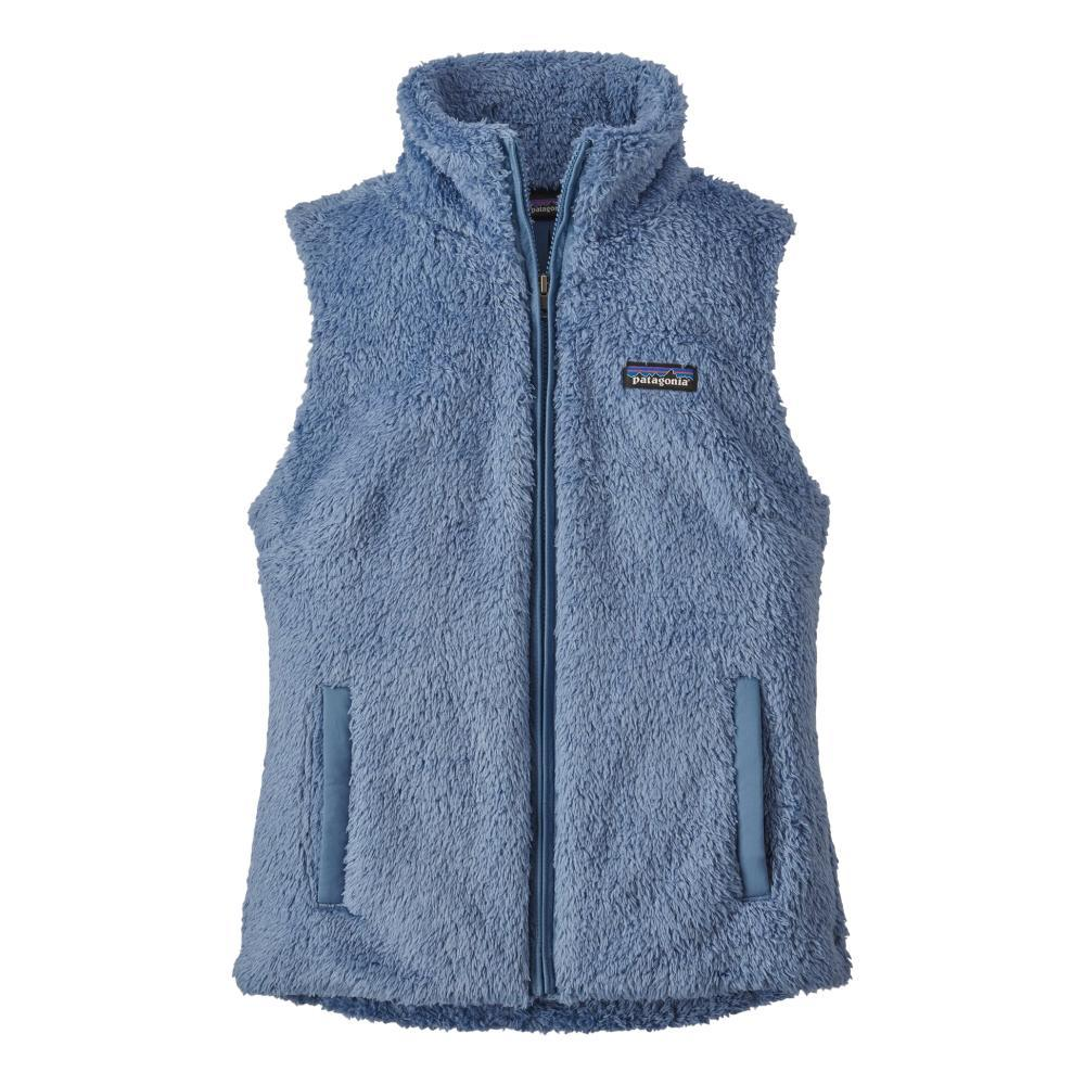 Patagonia Women's Los Gatos Fleece Vest BLUE_WOBL