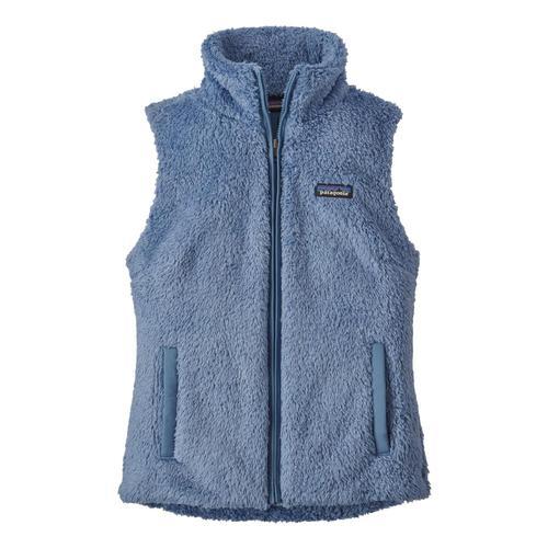 Patagonia Women's Los Gatos Fleece Vest Blue_wobl