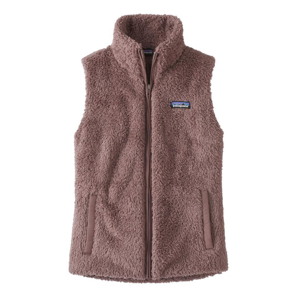 Patagonia Women's Los Gatos Fleece Vest BROWN_DUBN