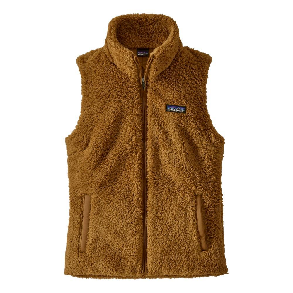 Patagonia Women's Los Gatos Fleece Vest BROWN_NESB