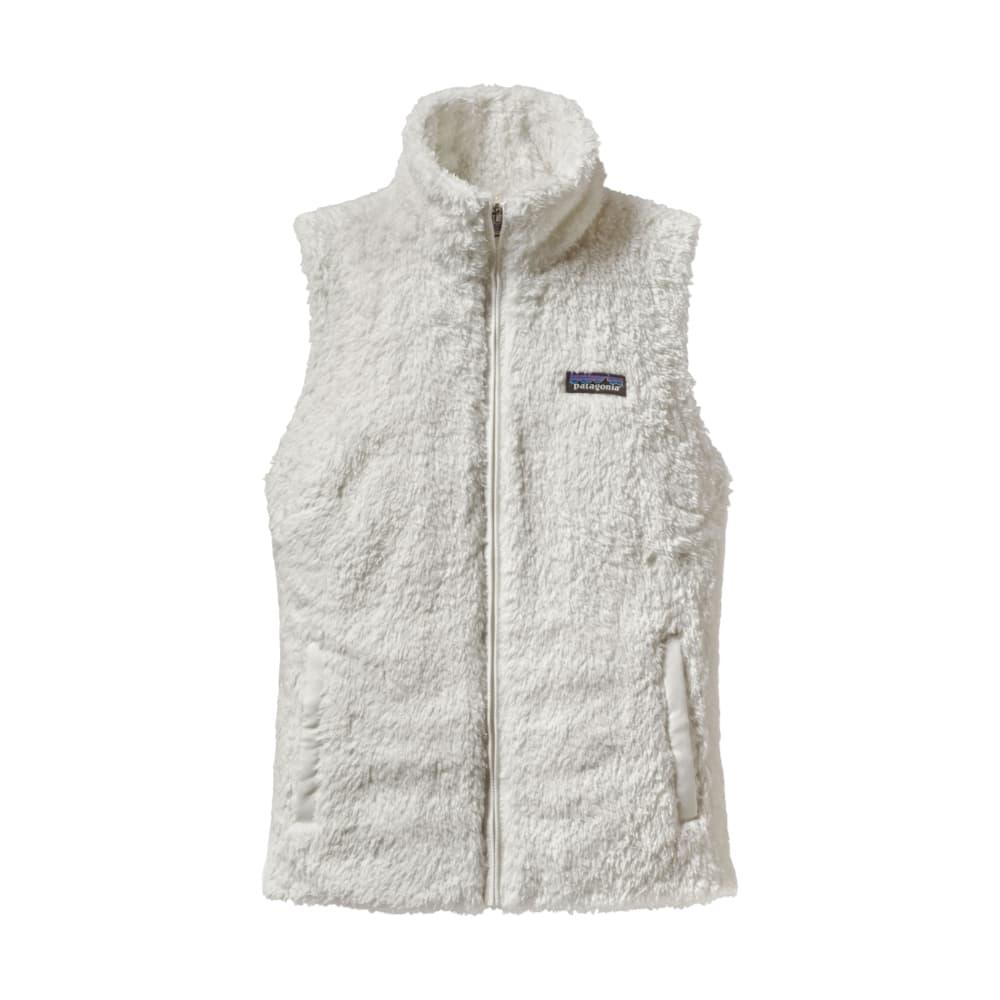 Patagonia Women's Los Gatos Fleece Vest WHITE_BCW