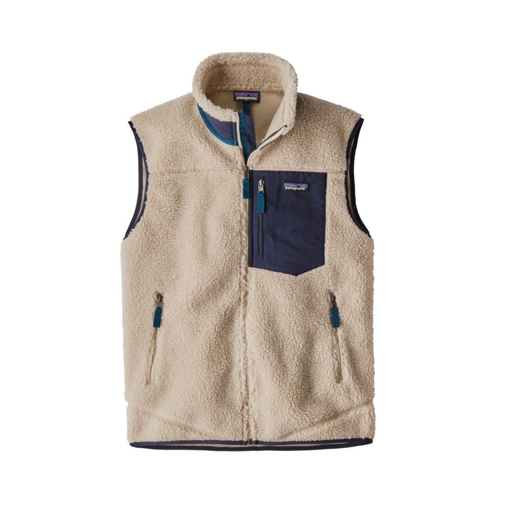 Patagonia Men's Classic Retro-X Fleece Vest NAT