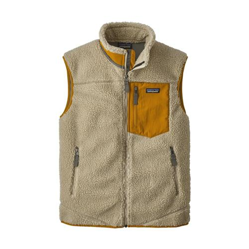 Patagonia Men's Classic Retro-X Fleece Vest Peli_pewg
