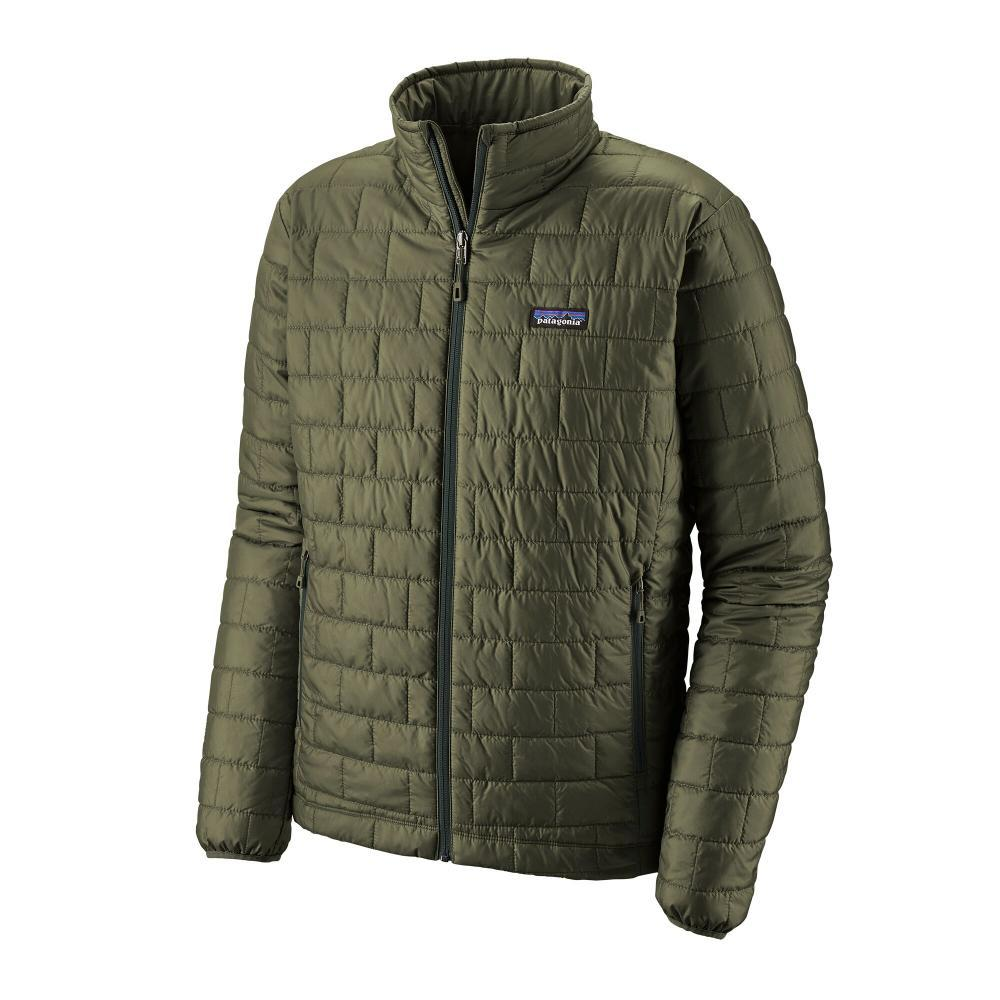 Patagonia Men's Nano Puff Jacket GRN_INDG