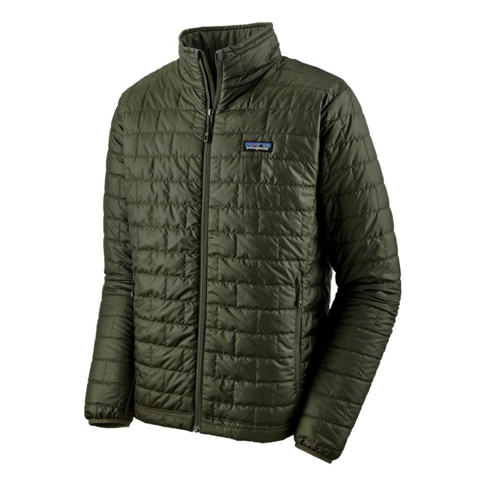 Patagonia Men's Nano Puff Jacket KELP_KPF