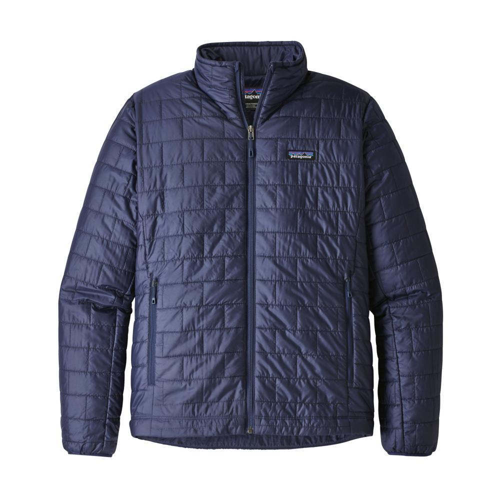 Patagonia Men's Nano Puff Jacket NAVY_CNY