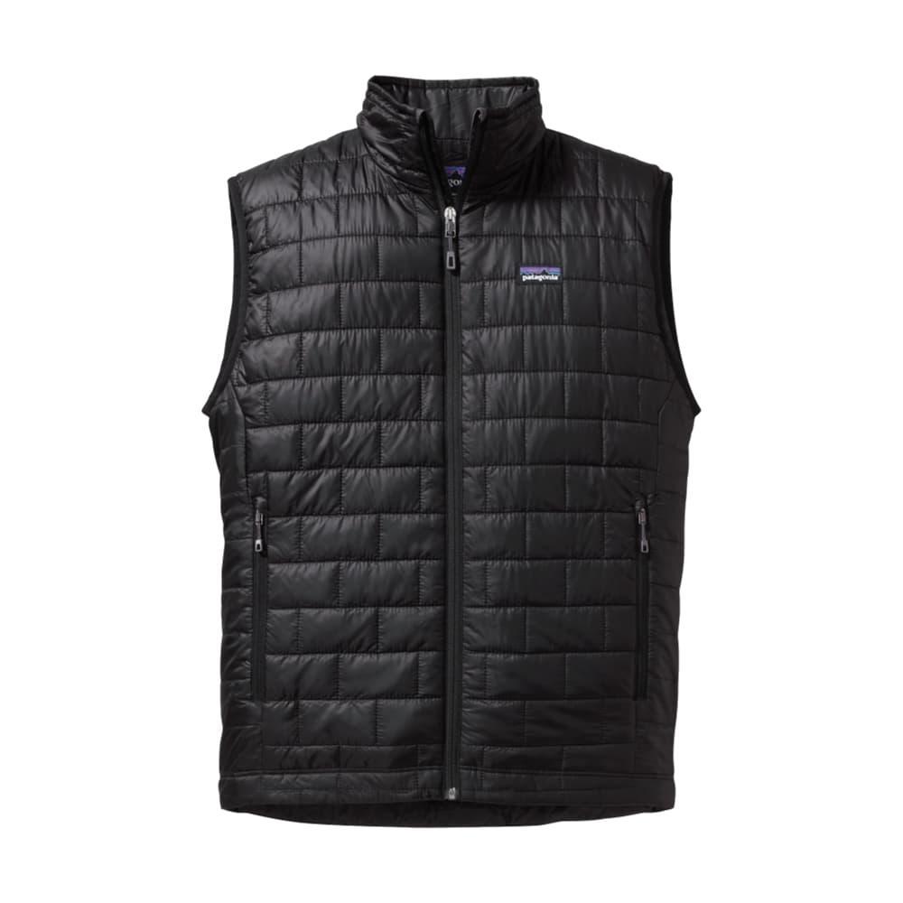 Patagonia Men's Nano Puff Vest BLK