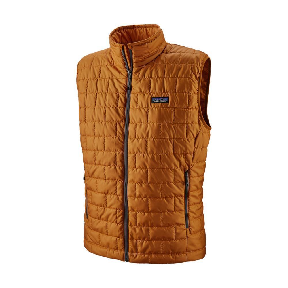 Patagonia Men's Nano Puff Vest GOLD_HAGO