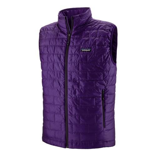 Patagonia Men's Nano Puff Vest Purple_pur