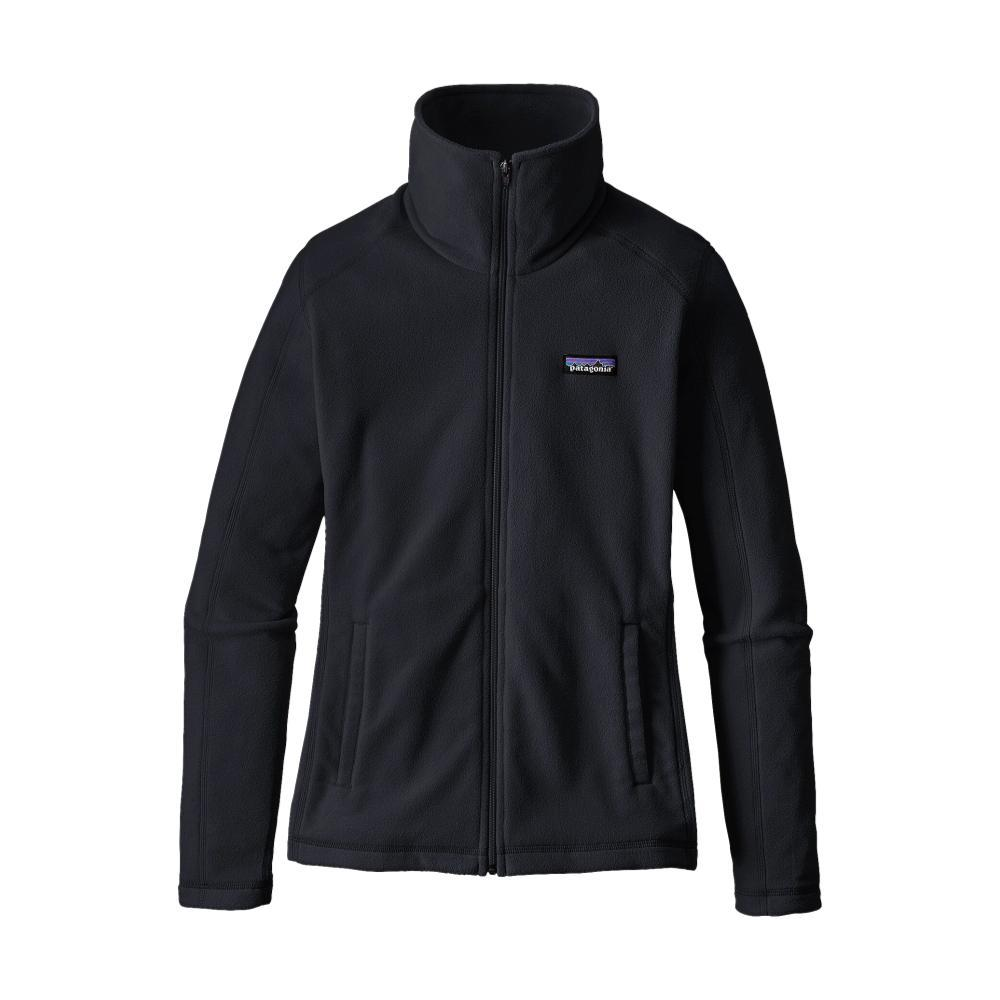 Patagonia Women's Micro D Fleece Jacket BLACK_BLK