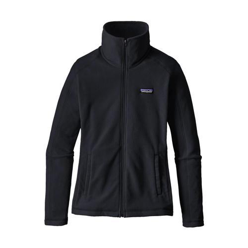 Patagonia Women's Micro D Fleece Jacket Black_blk
