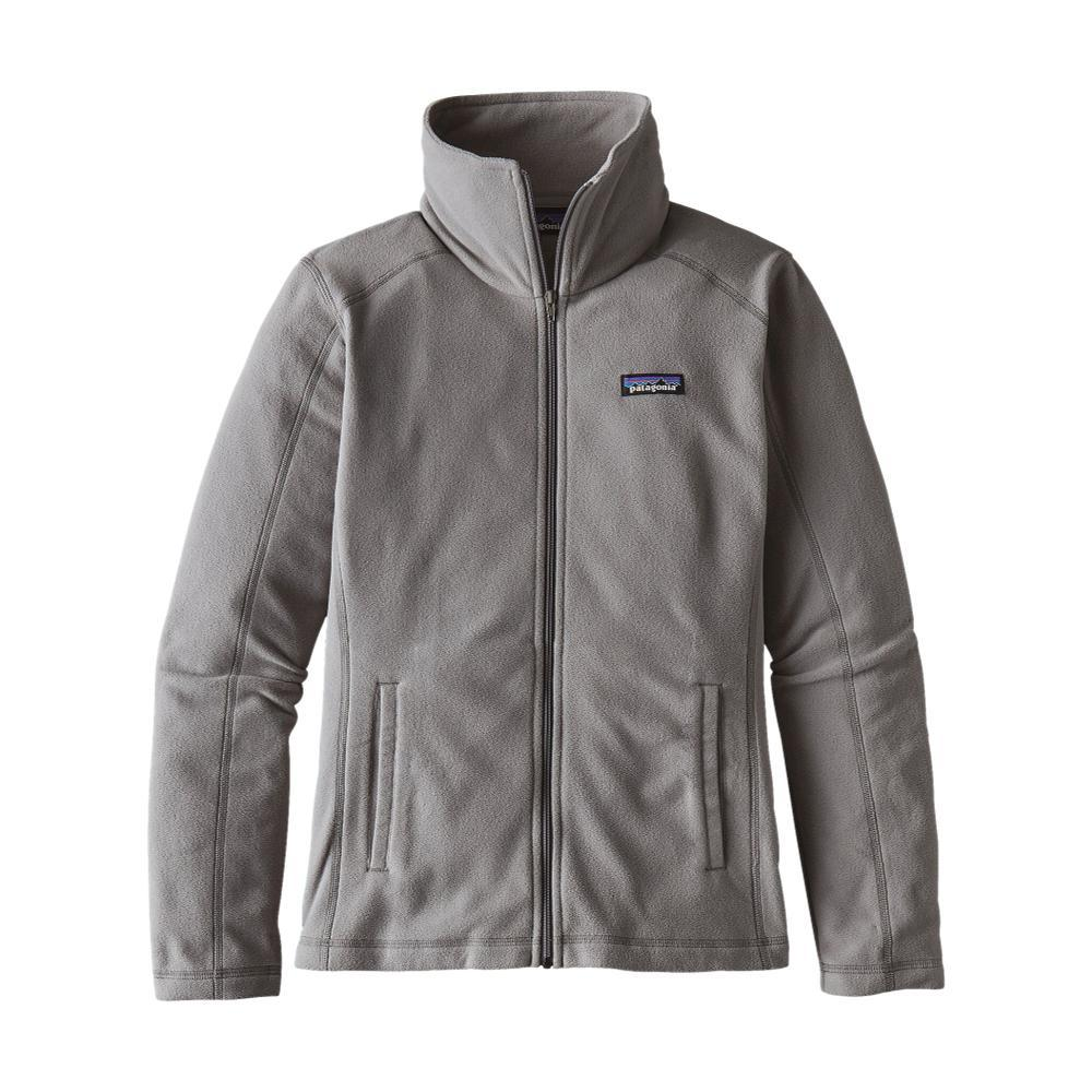 Patagonia Women's Micro D Fleece Jacket GREY_FEA