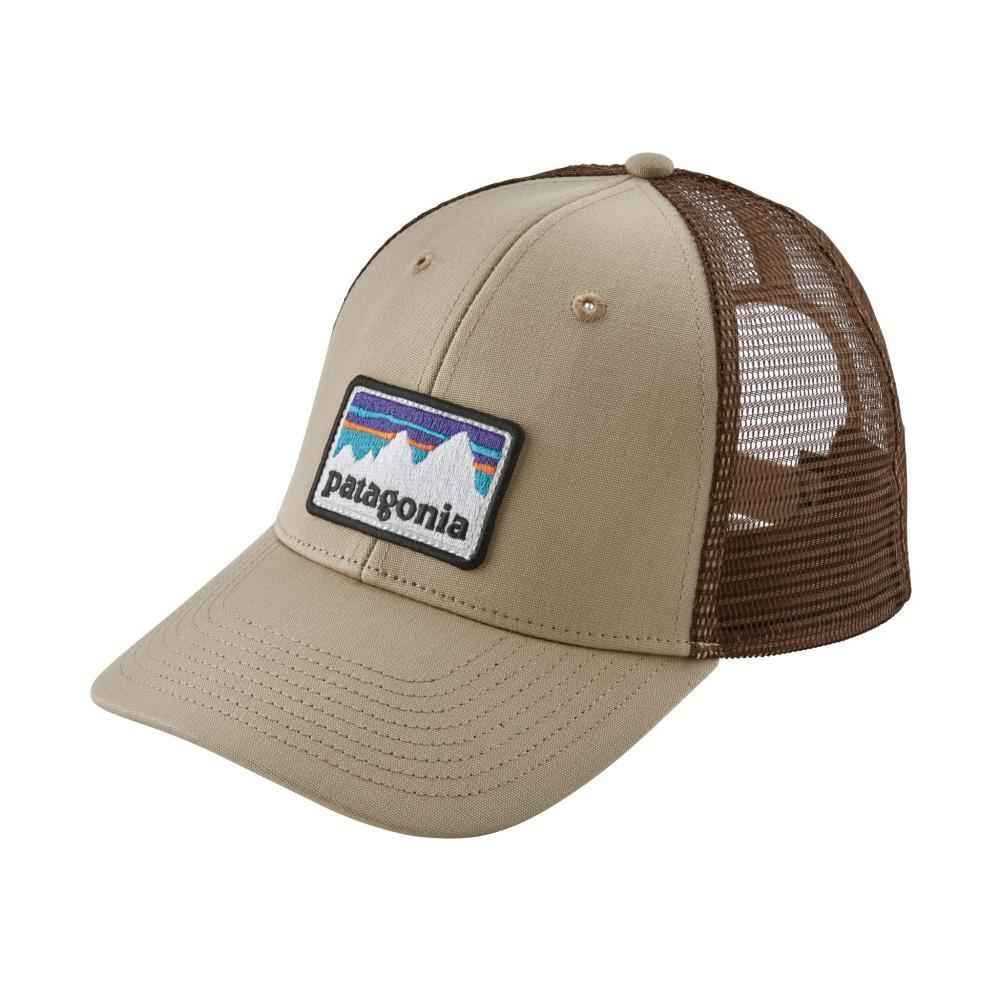 Patagonia Shop Sticker LoPro Trucker Hat ELKH