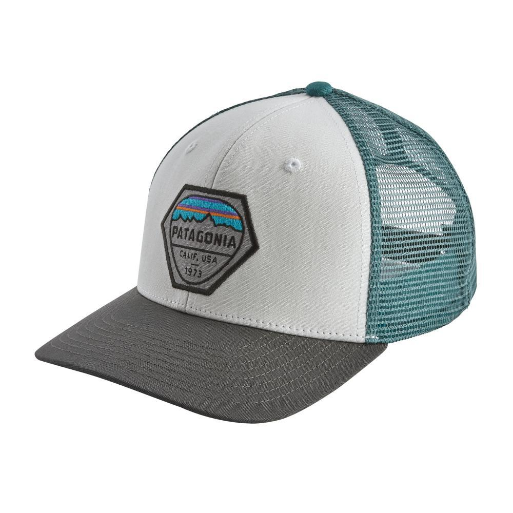 Patagonia Fitz Roy Hex Trucker Hat WHFG