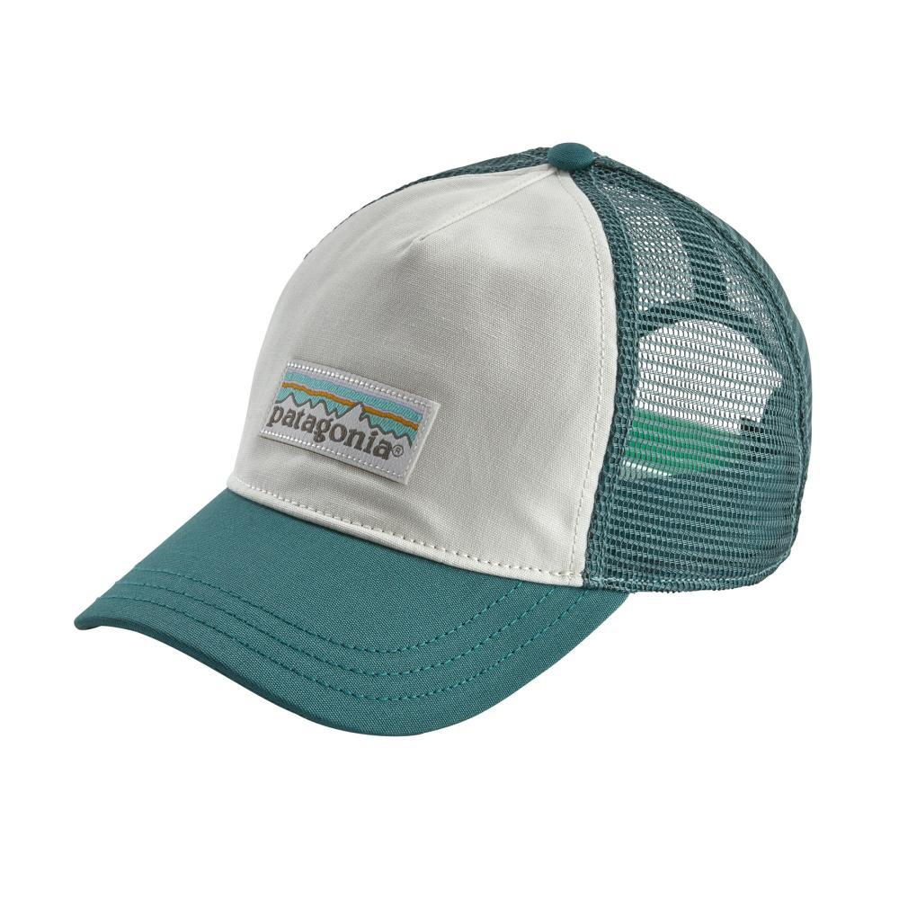 Patagonia Women's Pastel P-6 Layback Trucker Hat WHTT