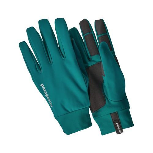 Patagonia Wind Shield Running Gloves Elwb