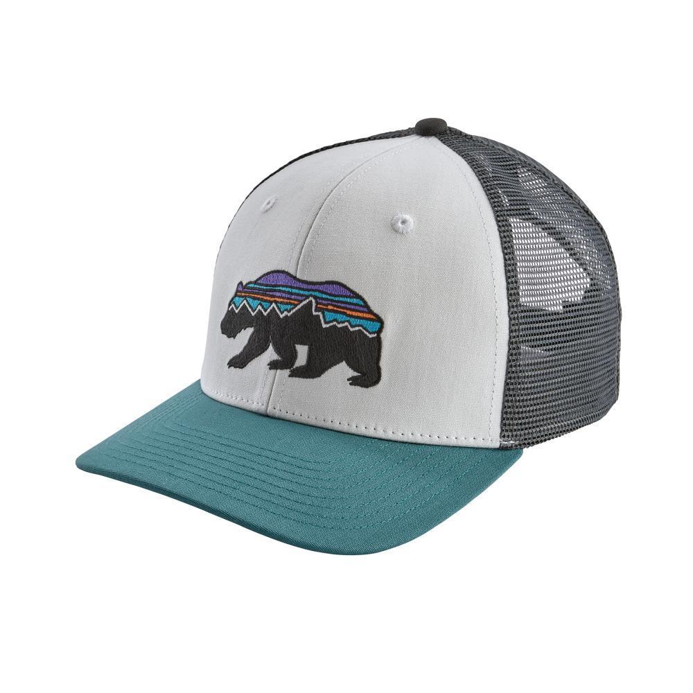 Patagonia Fitz Roy Bear Trucker Hat WHTT