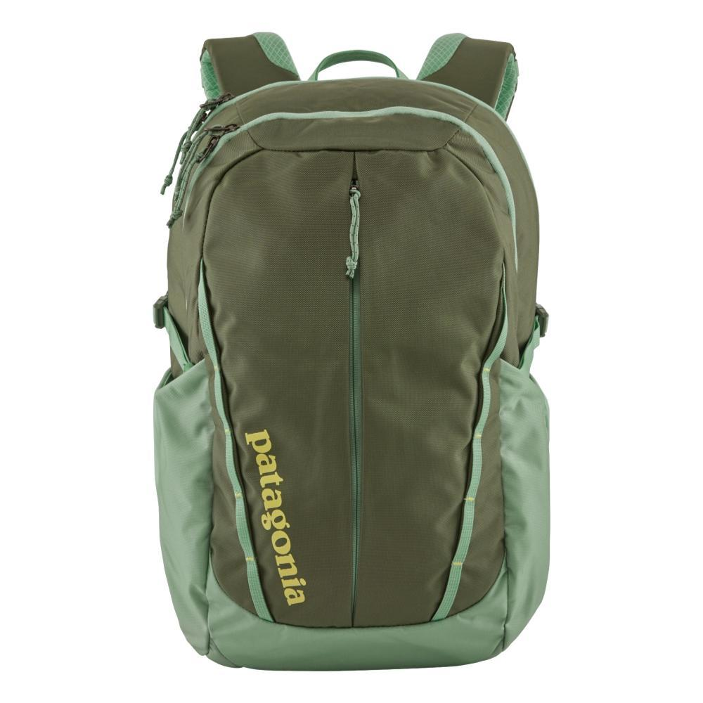 Patagonia Women's Refugio Backpack 26L GREEN_CMPG