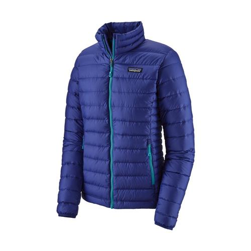 Patagonia Women's Down Sweater Cobalt_cbcu