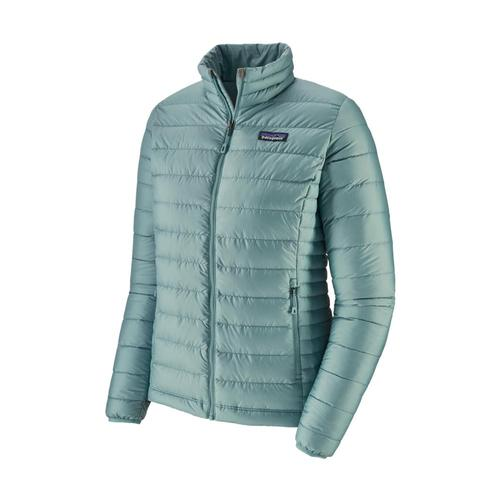 Patagonia Women's Down Sweater Skyblue_bsbl