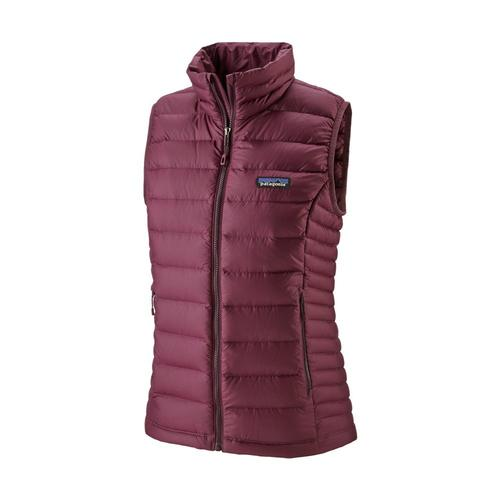 Patagonia Women's Down Sweater Vest Balsamic_lit