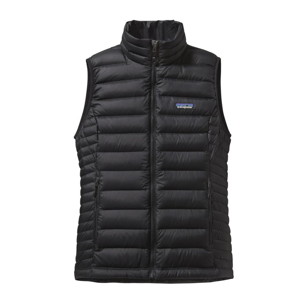 Patagonia Women's Down Sweater Vest BLACK_BLK